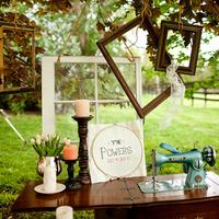 Decorative Home Furnishing Display