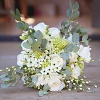 Rustic Stephanotis Bouquet