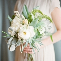 Pastel Greenery Bouquet