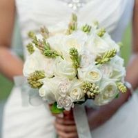 Rose and Muscari Bouquet