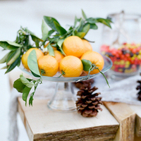 Lemon Centerpiece