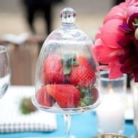 Strawberries Centerpiece