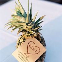 Pineapple Favor