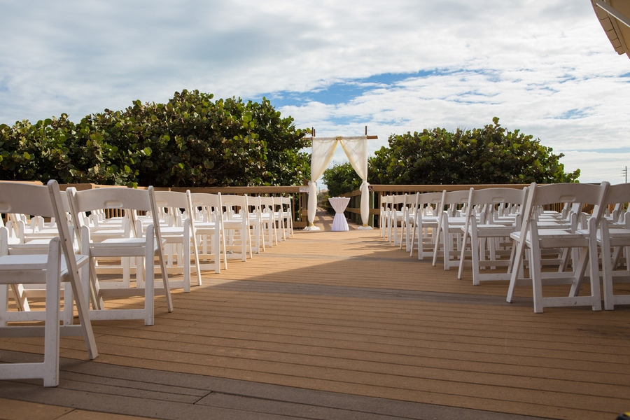 Simple Ceremony Space