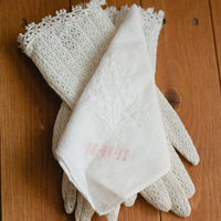 Handkerchief and Gloves