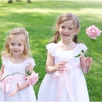 Single Stem Flower Girl Flowers