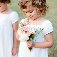 Flower Girl Mini Bouquet