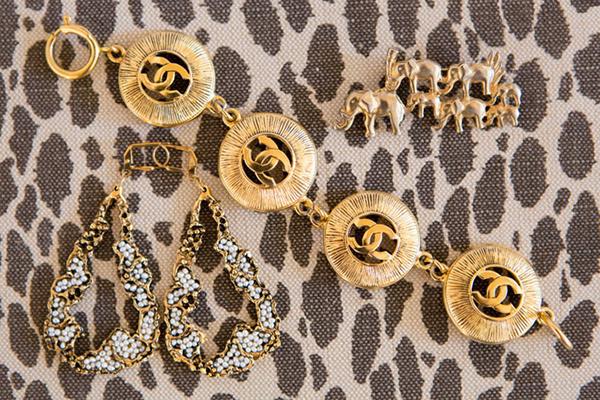Gold Chanel Bracelet