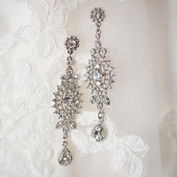 Sparkly Dangling Earrings