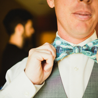 Picturesque Bow Tie
