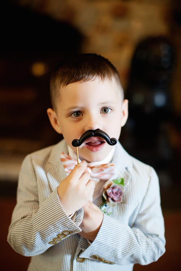 Mini Mustaches!