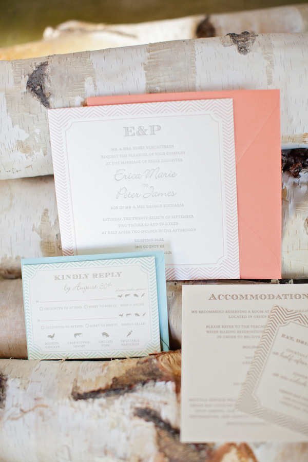 Chevron Invites