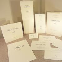 Classic Wedding Invitations Collection - Elegance