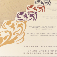 Classic Wedding Invitations Collection In UK- Arroyo