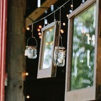 Hanging Mirror Decor