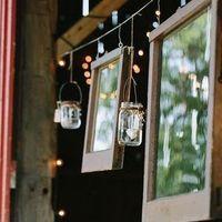 Hanging Mirror Decor