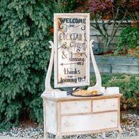 Mirror Furniture Signage