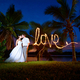 1401374604 small thumb bright tropical beach hawaii wedding 1