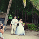 1401383190 small thumb bright tropical beach hawaii wedding 14