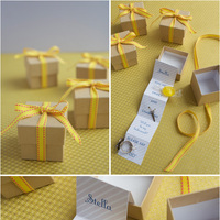 DIY: Bridesmaid Gift Boxes
