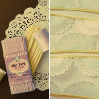 DIY: The  Paper Lace Garland