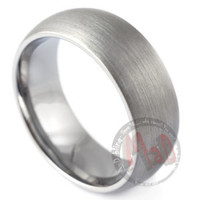 Apex Tungsten Rings
