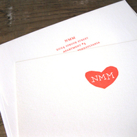 Stationery, red, Invitations, Thank You Notes, Wedding invitations