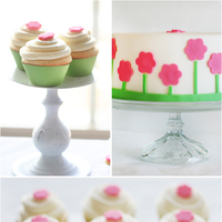 A Pink and Green Bridal Shower!