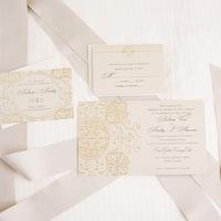 Glam Fancy Invitations
