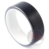 Slick Tungsten Rings for Men
