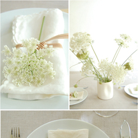 Do It Yourself ~ Linen and Lace