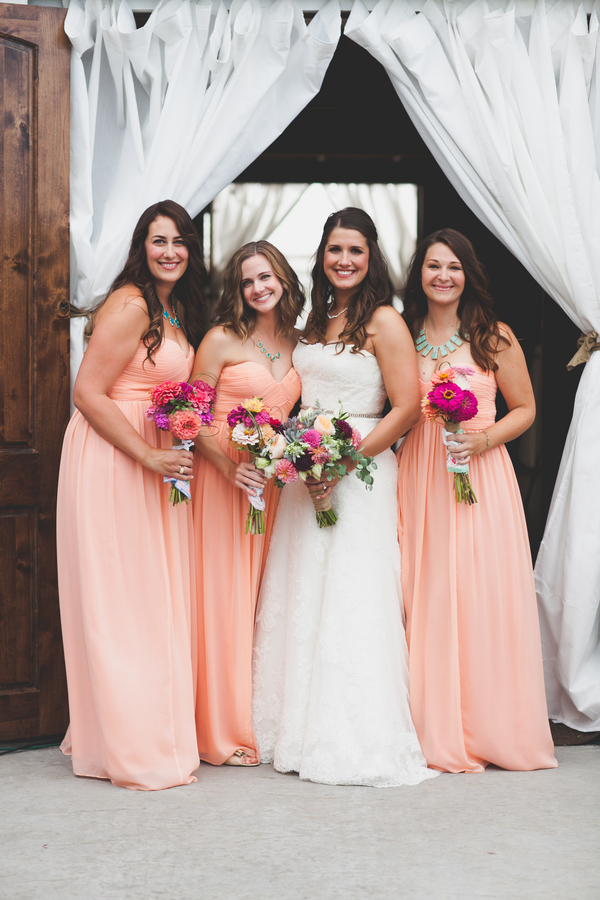 Beautiful Bridesmaids