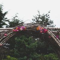 Ceremony Archway