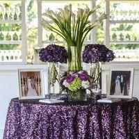 Glitzy Glam Table