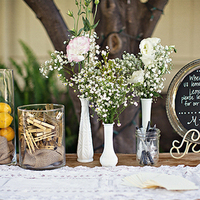 Lacey Welcome Table
