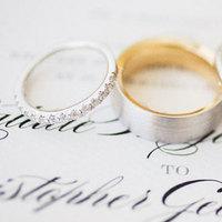 Platinum Round Engagement Ring