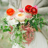 Romantic Winter Bouquet
