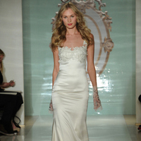 Fashion, white, dress, Bride, Wedding, Bridal, Style, Reem acra, spring2015