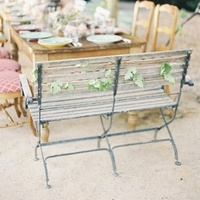 Ivy Chair Decor