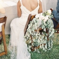 Eucalyptus Chair Decor