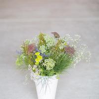 Sweet Wildflower Centerpiece