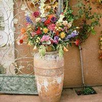 Bright Wildflower Arrangement