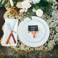 Southwest Inspired Place Setting