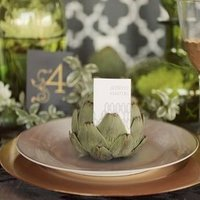 Artichoke Place Setting
