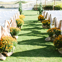 Planted Mum Aisle Markers