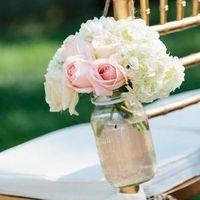 Sweet Garden Aisle Marker