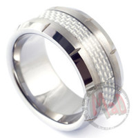 Funkd N Phat Tungsten Rings for Men