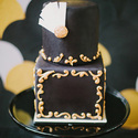 1402955000 thumb photo preview black and gold art deco wedding inspiration 71