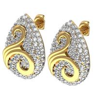 Diamond Earring