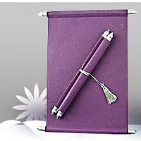 lovable scroll invitations